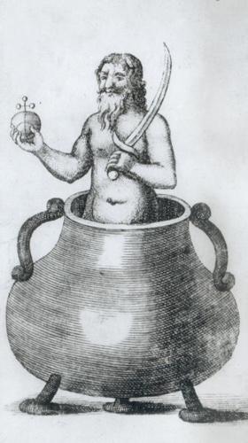 Athanor Alquímico  y fuegos secretos