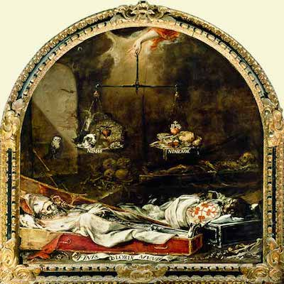 Fulcanelli y el Finis Gloriae Mundi