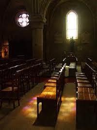 El poder alquímico de las iglesias
